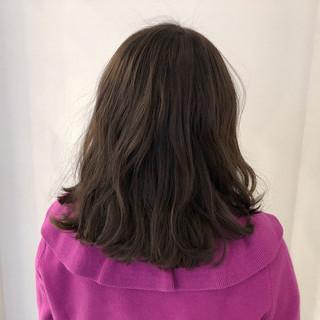 スモーキーカラー 簡単ヘアアレンジ デート ヘアアレンジ ヘアスタイルや髪型の写真・画像 ヘアスタイルや髪型の写真・画像