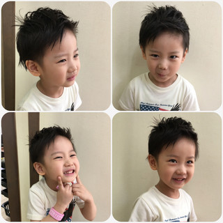 ストリート 坊主 かっこいい 子供 ヘアスタイルや髪型の写真・画像 ヘアスタイルや髪型の写真・画像