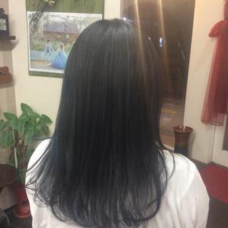 ブリーチカラー グラデーションカラー ヘアカラー ストリート ヘアスタイルや髪型の写真・画像