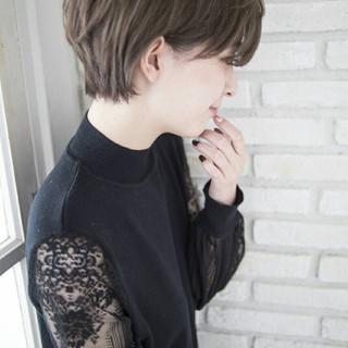 こなれ感 色気 外国人風 小顔 ヘアスタイルや髪型の写真・画像