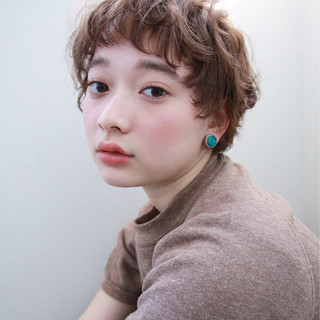 ラフ ストリート 外国人風 簡単 ヘアスタイルや髪型の写真・画像