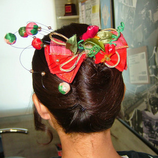 Yasushi Hanadaさんのヘアスナップ