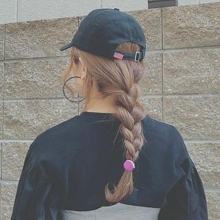 ヘアアレンジ ロング フェミニン デート ヘアスタイルや髪型の写真・画像