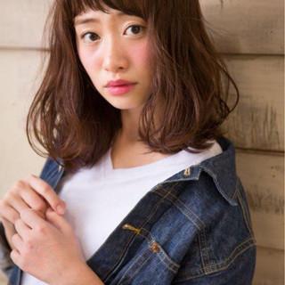 外国人風 夏 ストリート パーマ ヘアスタイルや髪型の写真・画像