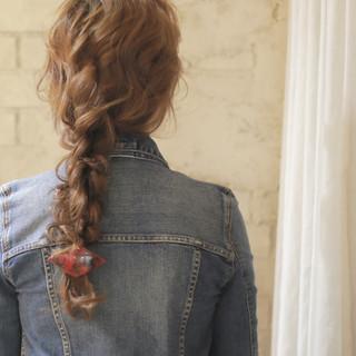 結婚式 ゆるふわ 簡単ヘアアレンジ ヘアアレンジ ヘアスタイルや髪型の写真・画像