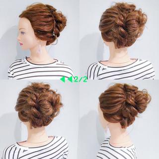 スポーツ アウトドア 簡単ヘアアレンジ ヘアアレンジ ヘアスタイルや髪型の写真・画像 ヘアスタイルや髪型の写真・画像