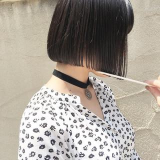 ミルクティー ニュアンス こなれ感 小顔 ヘアスタイルや髪型の写真・画像