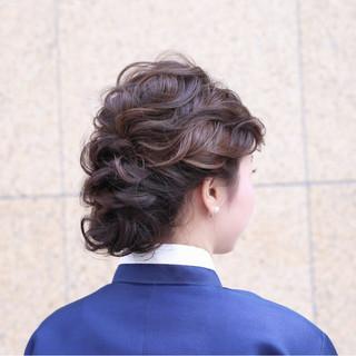 ガーリー アンニュイ ゆるふわ セミロング ヘアスタイルや髪型の写真・画像 ヘアスタイルや髪型の写真・画像