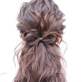 愛され 大人かわいい コンサバ モテ髪 ヘアスタイルや髪型の写真・画像