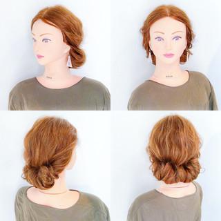 ロング アウトドア 女子会 リラックス ヘアスタイルや髪型の写真・画像