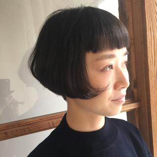 ナチュラル ショート バレンタイン 刈り上げ ヘアスタイルや髪型の写真・画像