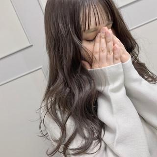 HARUNAさんのヘアスナップ
