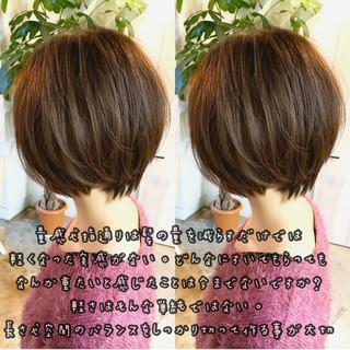 大人かわいい アンニュイほつれヘア アッシュ ショート ヘアスタイルや髪型の写真・画像