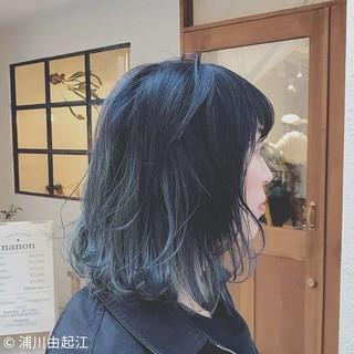 大人かわいい グラデーションカラー フェミニン インナーカラー ヘアスタイルや髪型の写真・画像