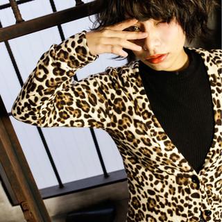 暗髪 渋谷系 ボブ 外国人風 ヘアスタイルや髪型の写真・画像