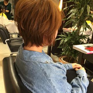 レイヤーカット 似合わせ ナチュラル 小顔 ヘアスタイルや髪型の写真・画像 ヘアスタイルや髪型の写真・画像