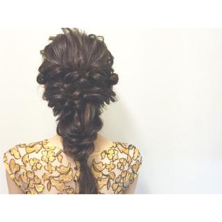 花火大会 ショート ハーフアップ 夏 ヘアスタイルや髪型の写真・画像 ヘアスタイルや髪型の写真・画像