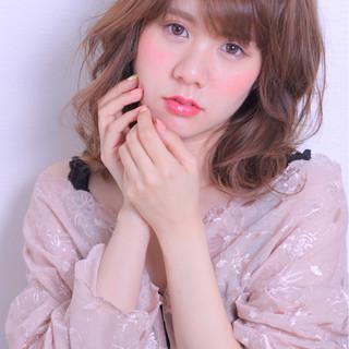 アンニュイ フェミニン 色気 モテ髪 ヘアスタイルや髪型の写真・画像