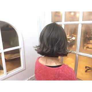 ニュアンス 小顔 こなれ感 外国人風カラー ヘアスタイルや髪型の写真・画像