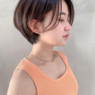 ショート メイク 大人可愛い コスメ・メイク ヘアスタイルや髪型の写真・画像 ヘアスタイルや髪型の写真・画像