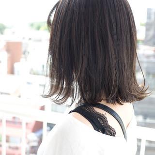 デート ナチュラル リラックス アウトドア ヘアスタイルや髪型の写真・画像