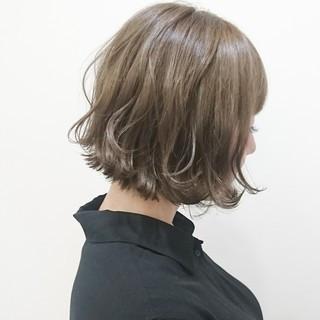 ナチュラル 透明感 ゆるふわ 大人かわいい ヘアスタイルや髪型の写真・画像