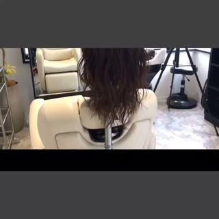 大人かわいい 波ウェーブ ウェーブ デート ヘアスタイルや髪型の写真・画像 ヘアスタイルや髪型の写真・画像