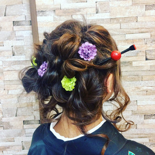 REIさんのヘアスナップ