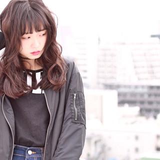 イルミナカラー ストリート 透明感 外国人風カラー ヘアスタイルや髪型の写真・画像