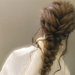 お呼ばれ ナチュラル デート 女子会 ヘアスタイルや髪型の写真・画像