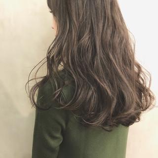 フェミニン ナチュラル 大人女子 ゆるふわ ヘアスタイルや髪型の写真・画像