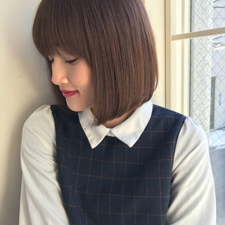 GARDEN omotesando 中村英太さんのヘアスナップ