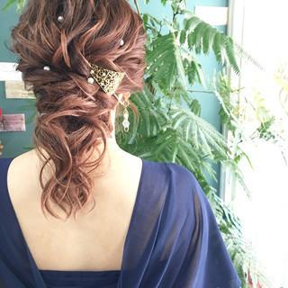 成人式 女子力 ヘアアレンジ 結婚式 ヘアスタイルや髪型の写真・画像 ヘアスタイルや髪型の写真・画像