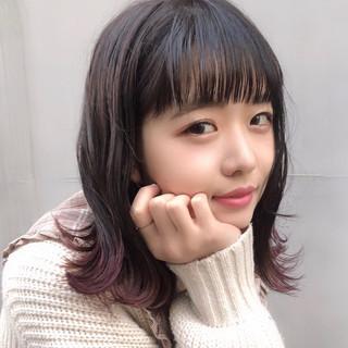 川原梨央さんのヘアスナップ