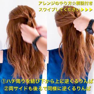 上品 ヘアアレンジ ショート エレガント ヘアスタイルや髪型の写真・画像