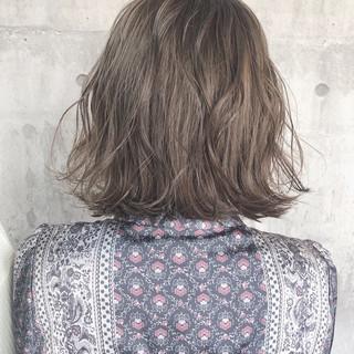 ゆるふわ パーマ ボブ 大人女子 ヘアスタイルや髪型の写真・画像