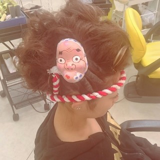 ヘアアレンジ 和装 ゆるふわ お祭り ヘアスタイルや髪型の写真・画像 ヘアスタイルや髪型の写真・画像