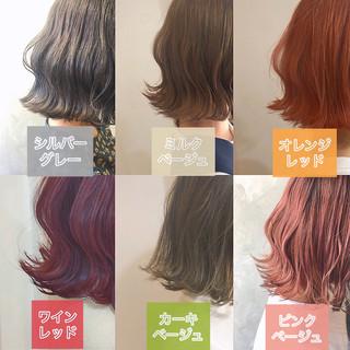 韓国ヘア ナチュラル 外国人風カラー 簡単ヘアアレンジ ヘアスタイルや髪型の写真・画像