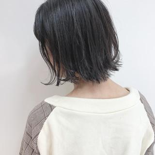 大人カジュアル 大人ショート ナチュラル 大人かわいい ヘアスタイルや髪型の写真・画像