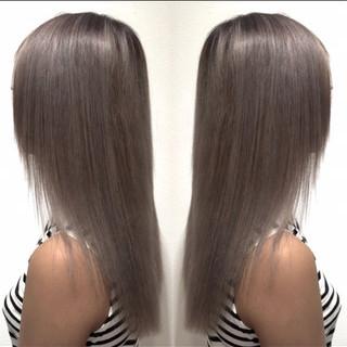 ヘアアレンジ セミロング ストリート 簡単ヘアアレンジ ヘアスタイルや髪型の写真・画像
