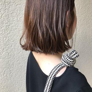 ミディアム スポーツ ナチュラル デート ヘアスタイルや髪型の写真・画像