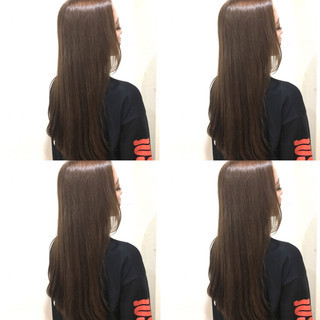 冬 ストリート 渋谷系 暗髪 ヘアスタイルや髪型の写真・画像