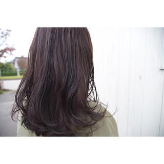 秋 ベージュ オリーブアッシュ おフェロ ヘアスタイルや髪型の写真・画像