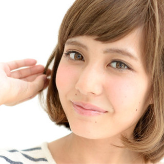 簡単 大人かわいい 外国人風 パーマ ヘアスタイルや髪型の写真・画像