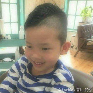 子供 ショート ストリート ヘアスタイルや髪型の写真・画像 ヘアスタイルや髪型の写真・画像