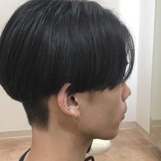 ナチュラル メンズカット メンズスタイル メンズヘア ヘアスタイルや髪型の写真・画像
