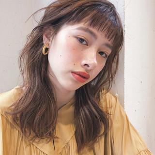 フェミニン パーティ ミディアム 簡単ヘアアレンジ ヘアスタイルや髪型の写真・画像