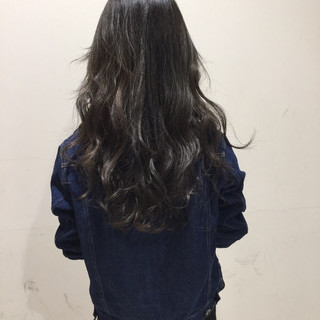 ストリート 外国人風 暗髪 渋谷系 ヘアスタイルや髪型の写真・画像
