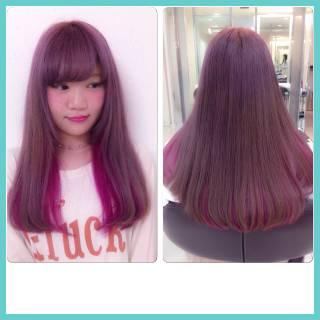 渋谷系 ガーリー 愛され モテ髪 ヘアスタイルや髪型の写真・画像 ヘアスタイルや髪型の写真・画像