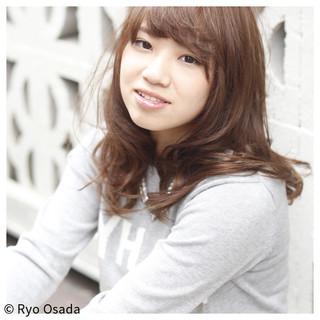 Ryo Osadaさんのヘアスナップ
